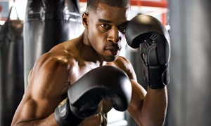 Punch Boxing for Fitness: $39 for One Month of Unlimited Group Boxing Classes at Punch Boxing for Fitness ($139 Value)