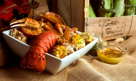 Up to 42% Off Seafood at Exotic On the Run