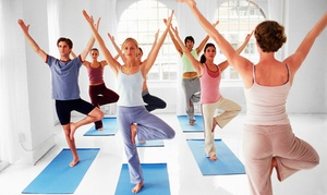 North Shore Yoga: $32 for a Four-Week Beginner Yoga Series at North Shore Yoga ($70 Value)