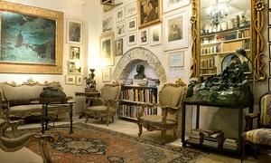 מוזיאון אילנה גור: מוזיאון אילנה גור ביפו העתיקה: רק 29 ₪ ל-2 כניסות או 55 ₪ ל-4 כניסות למוזיאון, המציג יותר מ-500 יצירות! תקף 7 ימים בשבוע