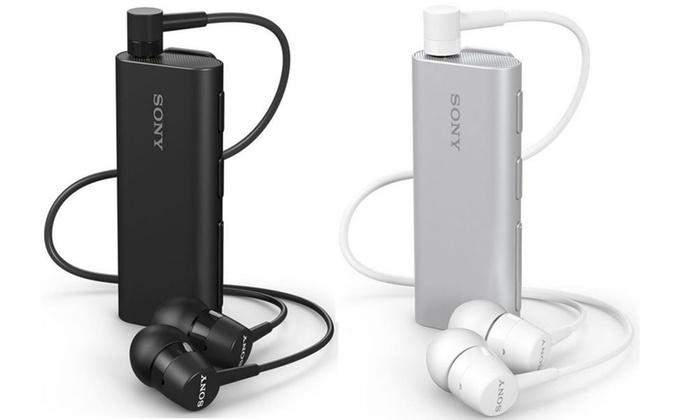 9b7a03a49d1 Sony Stereo SBH56 Bluetooth Headset with Speaker and Camera Shutter ...