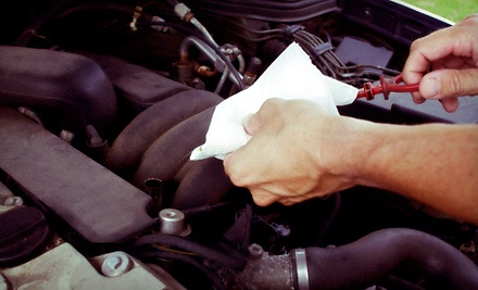 1 Oil Change (a $35.95 value)  - Perfect 10 Quick Lube in Spring Lake Park