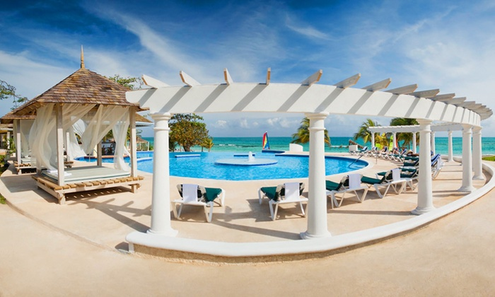 All-Inclusive Jewel Runaway Bay Beach & Golf Resort Vacation with Airfare - Runaway Bay, Jamaica: 5-Night All-Inclusive Jamaica Vacation with Airfare and Accommodations at Jewel Runaway Bay Beach & Golf Resort