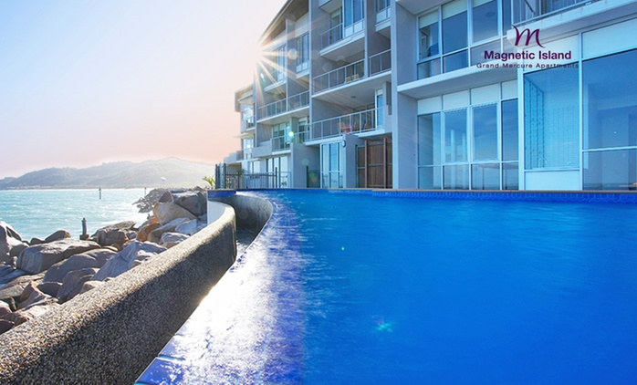 Magnetic Island, Queensland: Three, Five, or Seven-Night Island Stay with Wine and Chocolate at Grand Mercure Apartments