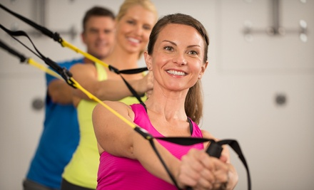 10 Drop-In TRX Suspension-Training Classes or Two Months of Unlimited Classes at Synergy Group Training (Up to 52% Off)