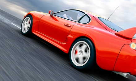 Exterior Detail for a Car, SUV, or Truck with 6 Months of Protection at San Diego Auto Shine (Up to 53% Off)