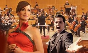 Highlight Concerts: 2x Anna Maria Kaufmann und die Russische Kammerphilharmonie u. a. in Düsseldorf, Bochum, Dresden (bis zu 56% sparen)