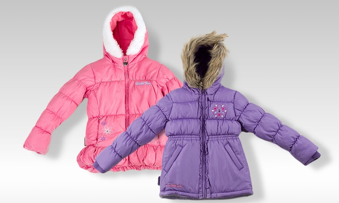Twinkle Toes Girls Toddler Puffer Jackets by Skechers: Twinkle Toes Girls Toddler Puffer Jacket by Skechers. Multiple Styles and Sizes Available. Free Returns.