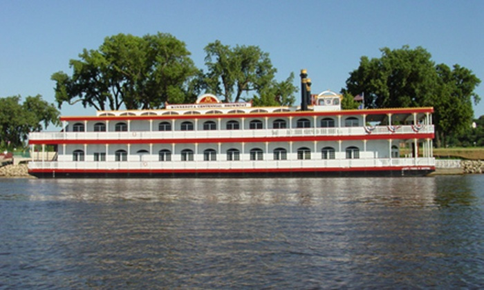 """Leaving Iowa"" & ""The Christmas Foundling"" - Padelford Packet Boat Co., Inc.: ""Leaving Iowa"" or ""The Christmas Foundling"" on Centennial Showboat (Up to Half Off)"