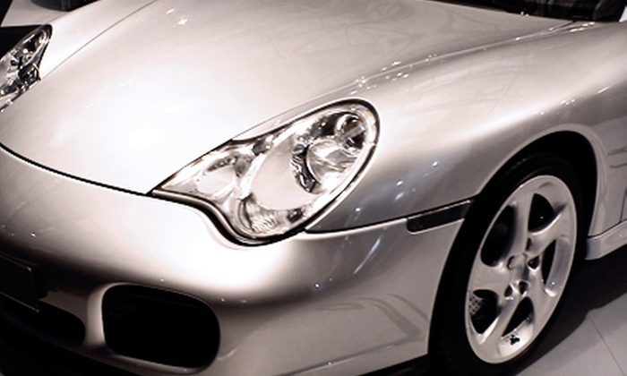 Time 2 Shine - Uptown: Complete Auto Detailing for Cars, Trucks, or SUVs from Time 2 Shine (Up to 60% Off)