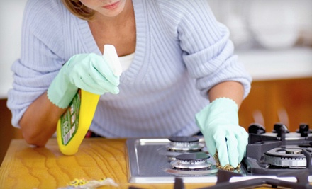 3 Hours of Home Cleaning (a $95 value) - Quality Maids in