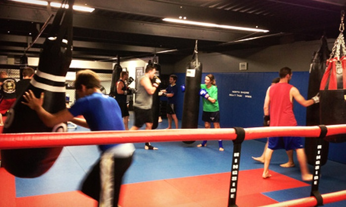 North Shore Muay Thai Academy - Beverly: One or Two Months of Muay Thai and Stick-Fighting Classes at North Shore Muay Thai Academy (Up to 54% Off)