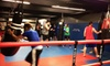 Up to 54% Off Martial-Arts Classes