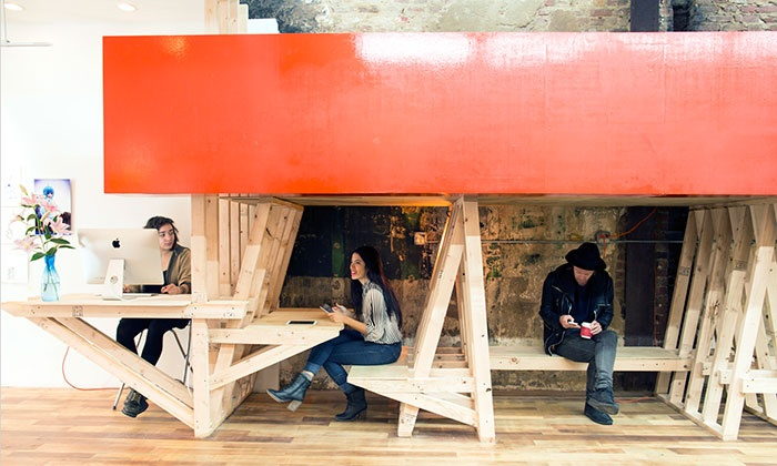 Con Artist Collective - Lower East Side: Day or Weekly Pass for Access to Shared Creative Coworking Space at Con Artist Collective (Up to 71% Off)