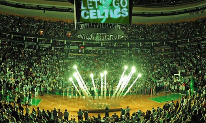 Boston Celtics vs. New York Knicks - Verizon Wireless Arena: Boston Celtics Preseason Game at Verizon Wireless Arena on October 12 (Up to 40% Off). Two Seating Options.