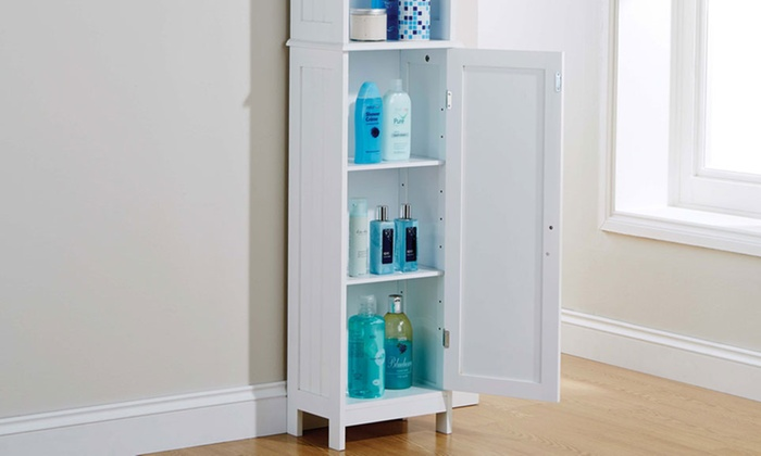 new england style bathroom cabinets. groupon goods global gmbh: new england style bathroom furniture from £19.99 with free delivery cabinets