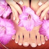 51% Off Basic Mani and Spa Pedi at Luxury Tress The Salon