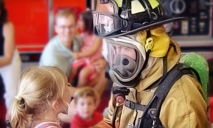 FireZone - Schaumburg: 2, 4, or 10 Drop-In Play Sessions, or a Firefighter-Themed Party for Up to 10 Kids at FireZone (Up to 50% Off)