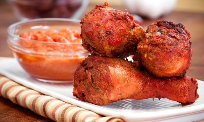 New Asian Village - Strathcona: Indian Meal for Two or Four at New Asian Village (Up to 45% Off)