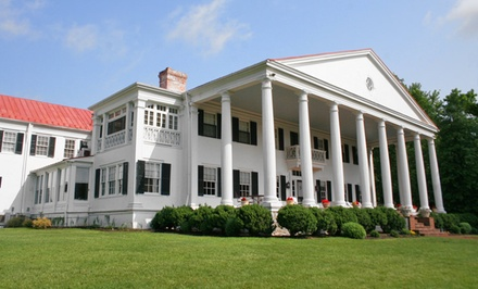 1- or 2-Night Stay for Two w/ Daily Breakfast, Vineyard Passes & Spa Credit at Historic Rosemont Manor in Berryville, VA