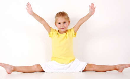 $35 for Four Consecutive Weeks of Kids' Fitness Classes at The Little Gym at Village of Providence ($70 Value)
