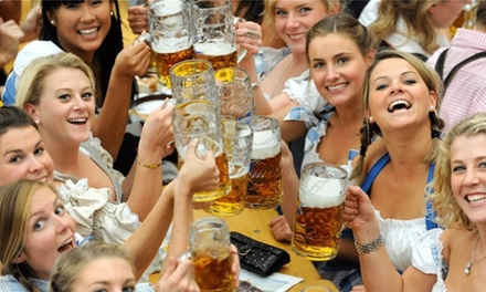 Admission for Two or Four to Oktoberfest at German American Friendship Society of Pinellas (Up to 70% Off)