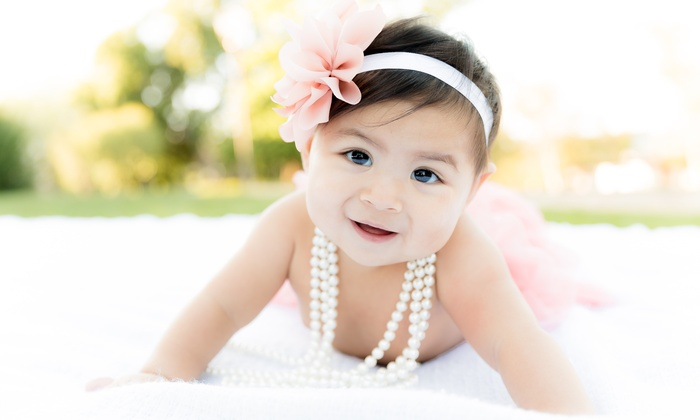 Two Fourteen Photography - Los Angeles: 60-Minute On-Location Photo Shoot for a Family or a Child from Two Fourteen Photography (60% Off)