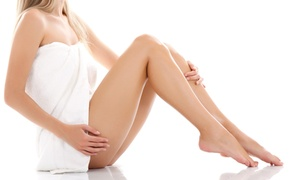 Lisia's Electrolysis & Laser Hair Removal: Six Laser Hair-Removal Sessions on a Small or Large Area at Lisia's Electrolysis & Laser Hair Removal (Up to 93% Off)