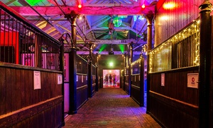 Proud Cabaret Camden: Private Party For 30 People at Proud Camden (55% Off)