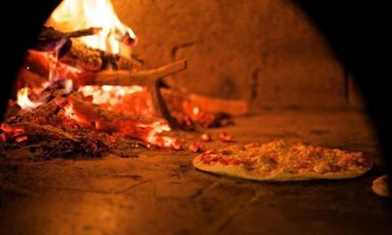 Menu pizza e birra, zona Navigli