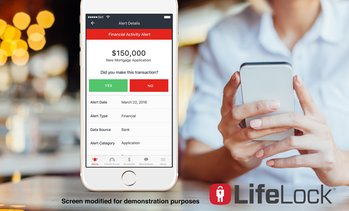 Get 30 Days Free, 30% Off First Year of LifeLock ID Protection*