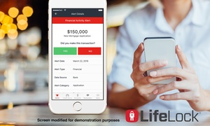 Get 30 Days Free, 30% Off First Year of LifeLock ID Protection* at LifeLock, plus 6.0% Cash Back from Ebates.