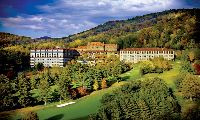 null - Raleigh / Durham: Stay at Omni Grove Park Inn Resort and Spa in Asheville, NC