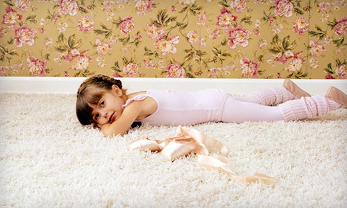 Rugs by Suggs - Dallas: Carpet Cleaning for Three, Four, or Five Rooms, One Hallway, and One Walk-In Closet from Rugs by Suggs (Up to 68% Off)