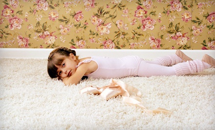 Carpet Cleaning for 3 Rooms, 1 Hallway, and 1 Walk-In Closet  - Rugs by Suggs in