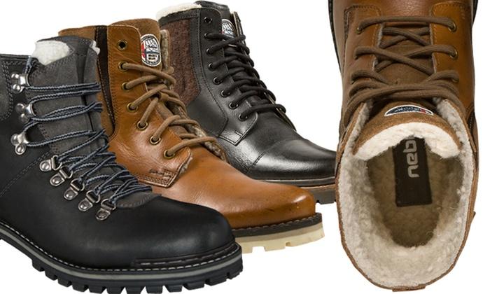 elegantes und robustes Paket hohes Ansehen kommt an Nebulus Stiefel mit Merinowolle | Groupon Goods