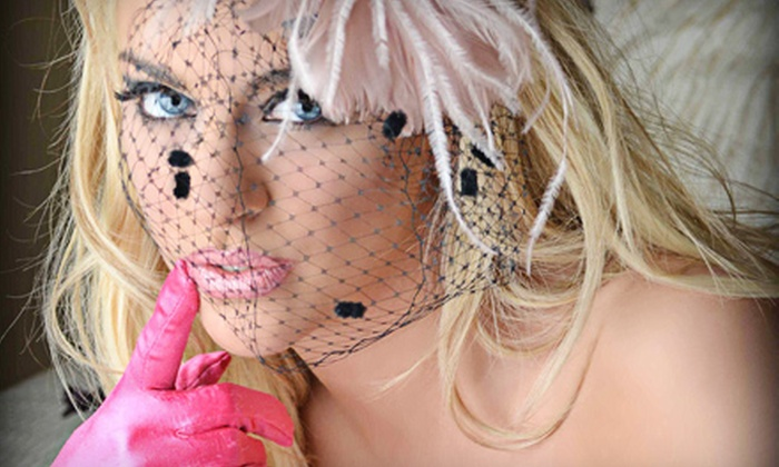 Spoil Me Silly - Buffalo: $72 for a Boudoir Photo Shoot with Makeup and Digital Images at Spoil Me Silly (a $149 Value)