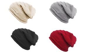 Bonnet fashion bouffant