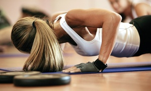 Fit 2 Ripped Fitness: $25 for 10 Boot-Camp Classes at Fit 2 Ripped Fitness ($100 Value)