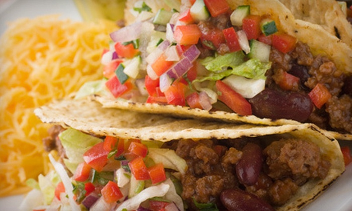 Manny's Mexican Restaurant - Avondale: Mexican Cuisine at Manny's Mexican Restaurant (Up to 52% Off). Two Options Available.