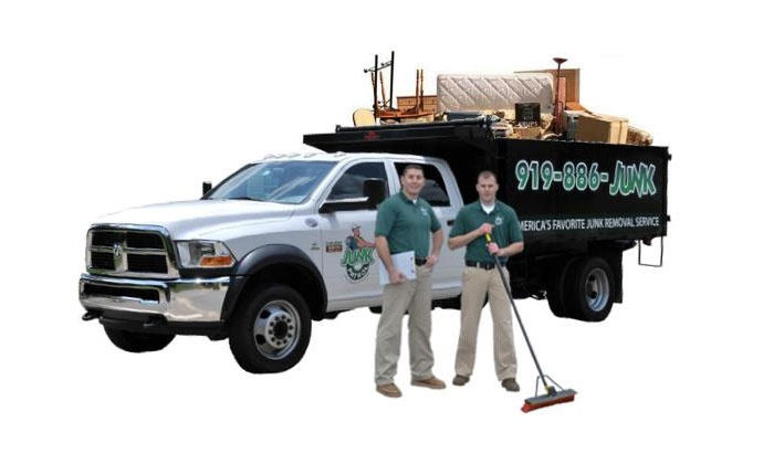 Junk Patrol - Cary: $49 for $100 Worth of Junk Removal from Junk Patrol