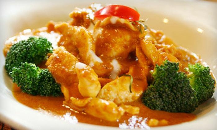 Sala Thai - Multiple Locations: Thai Cuisine and Drinks at Sala Thai (Half Off). Multiple Options Available.