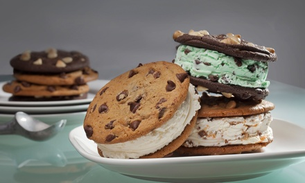 Cookies, Coffee, Ice Cream, Cookie Cakes, Frozen Yogurt, and Desserts at Nestle Toll House Cafe (Up to 42% Off)