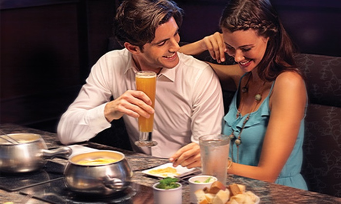 The Melting Pot of Birmingham - Hoover: $35 for a Three-Course Fondue Dinner for Two at The Melting Pot of Birmingham ($65 Value)