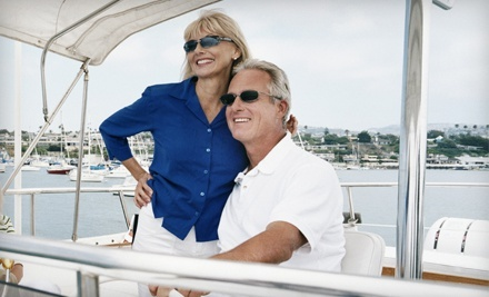 $189 for a Five-Week Sailing-Lesson Package with Certification from Aventura Sailing Association (Up to $475 Value)