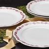 BonJour Dinnerware Yuletide-Garland Dinnerware