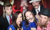 Phancy Photo Booth: Two- or Four-Hour Photo-Booth Rental from Phancy Photo Booth (Up to 51% Off)