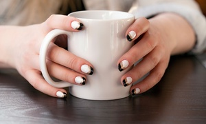 Wyndi's Place: One or Three Shellac Manicures or a Full Set of Acrylics at Wyndi's Place (Up to 53% Off)