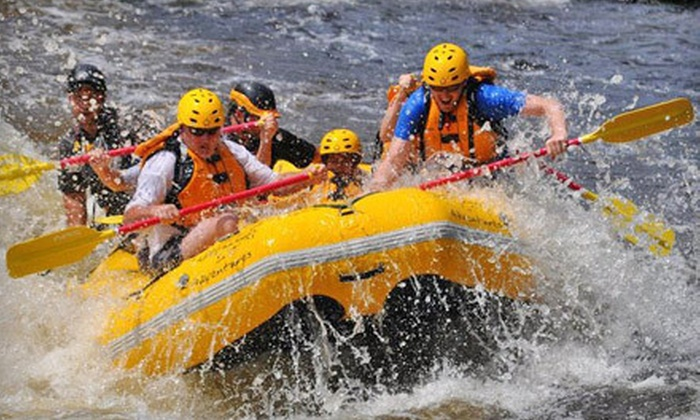 Northwood's Adventures - Vulcan: $50 for a Whitewater-Rafting Tour for Two from Northwood's Adventures in Niagara (Up to $109.90 Value)
