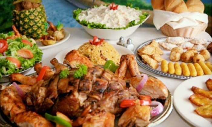 La Marginal - Shearer Hills / Ridgeview: Puerto Rican Food at La Marginal (Half Off). Two Options Available.